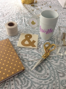 fav thing 2 - gold scissors.sugarpaper.washi tape