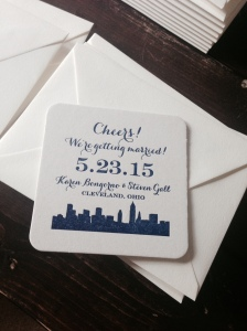 fav thing 3 - haute papier coaster